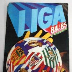 Coleccionismo deportivo: ALBUM LIGA 84-85 EDICIONES ESTE-TIENE 137 CROMOS.. Lote 134242206
