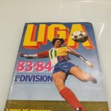 Coleccionismo deportivo: ALBUM CROMOS FUTBOL LIGA 1983- 1984 - 83-84 (EDICIONES ESTE) - 30 FICHAJES. Lote 134339430