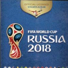 Coleccionismo deportivo: ALBUM PANINI MUNDIAL RUSIA 2018 VACÍO. Lote 134502806