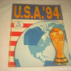 Coleccionismo deportivo: USA 94. CAMPEONATO DEL MUNDO USA 1994. SL ITALY.. Lote 134934430