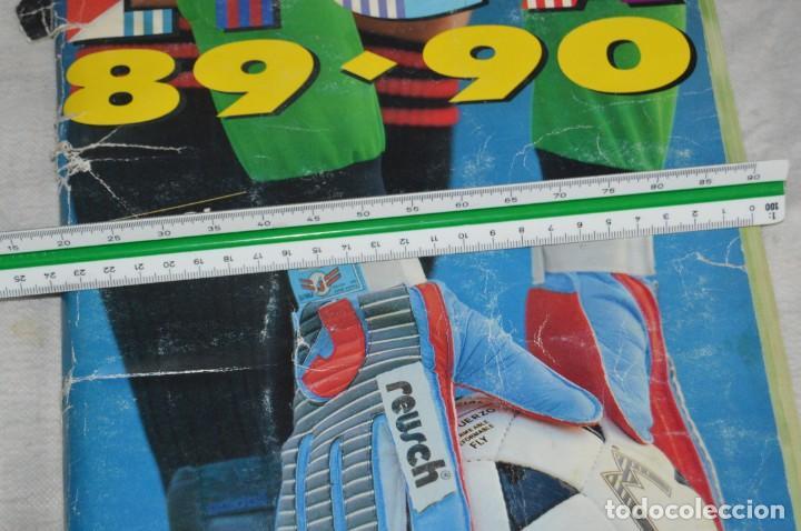 Coleccionismo deportivo: ESTE - ÁLBUM LIGA 89-90 - FUTBOL 1ª DIVISIÓN - EDICIONES ESTE - MiRA DETALLES - ENVÍO 24H - Foto 4 - 135037078