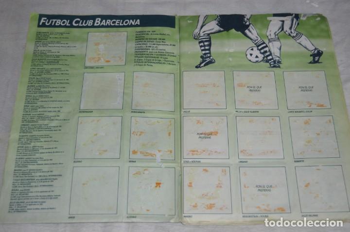 Coleccionismo deportivo: ESTE - ÁLBUM LIGA 89-90 - FUTBOL 1ª DIVISIÓN - EDICIONES ESTE - MiRA DETALLES - ENVÍO 24H - Foto 6 - 135037078