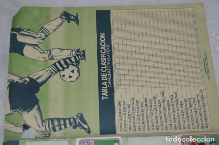 Coleccionismo deportivo: ESTE - ÁLBUM LIGA 89-90 - FUTBOL 1ª DIVISIÓN - EDICIONES ESTE - MiRA DETALLES - ENVÍO 24H - Foto 49 - 135037078