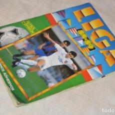 Coleccionismo deportivo: ESTE - ÁLBUM LIGA 88-89 - FUTBOL 1ª DIVISIÓN - EDICIONES ESTE - MIRA DETALLES - ENVÍO 24H. Lote 135157538