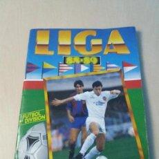 Coleccionismo deportivo: ALBUM FUTBOL EDICIONES ESTE 1988 1989 FUTBOL LIGA 88 89 CON DIFICILES MILLA ,,,,. Lote 135184950