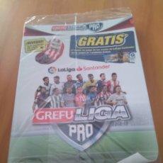 Coleccionismo deportivo: CAMPO FUTBOL GREFULIGA PRO 18 19 GREFUSA GREFUCHAPA. Lote 153680914