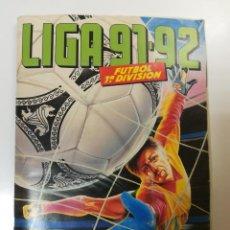 Coleccionismo deportivo: ESTE 91/92 1991/1992, 378 CROMOS CASI COMPLETO. Lote 135628234