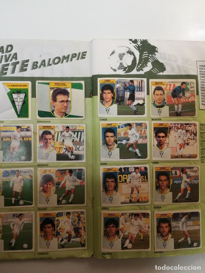 Coleccionismo deportivo: ESTE 91/92 1991/1992, 378 CROMOS casi completo - Foto 3 - 135628234