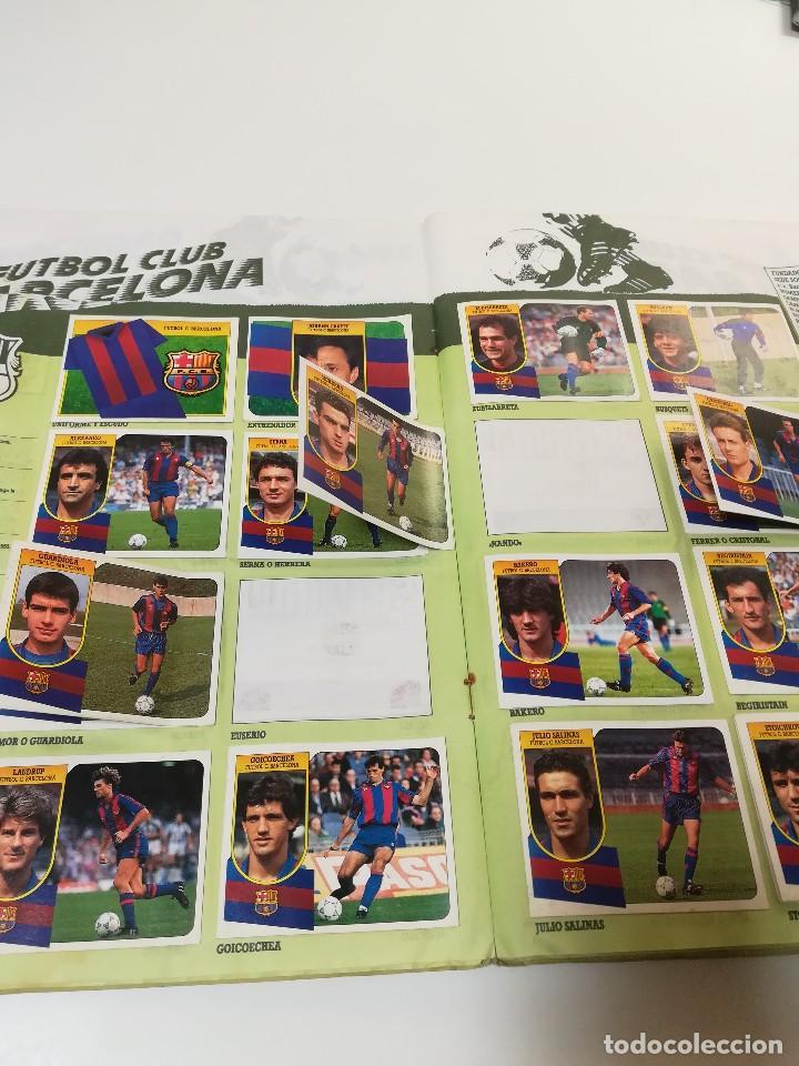Coleccionismo deportivo: ESTE 91/92 1991/1992, 378 CROMOS casi completo - Foto 4 - 135628234