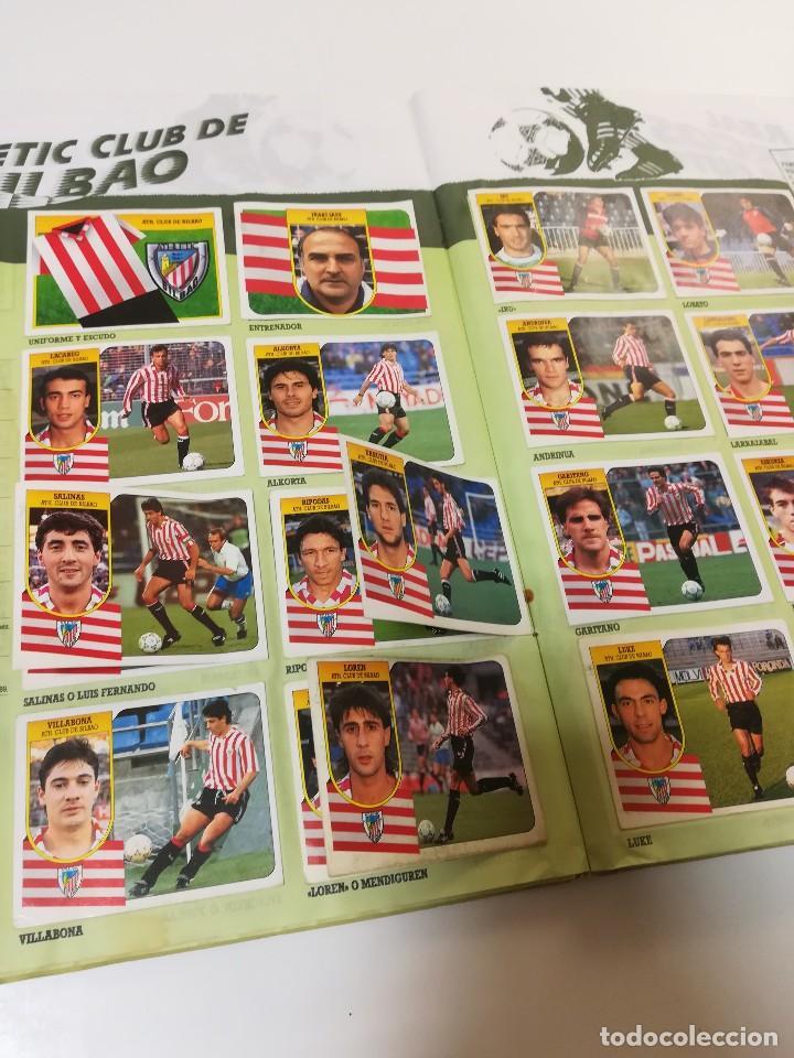Coleccionismo deportivo: ESTE 91/92 1991/1992, 378 CROMOS casi completo - Foto 5 - 135628234