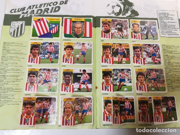 Coleccionismo deportivo: ESTE 91/92 1991/1992, 378 CROMOS casi completo - Foto 6 - 135628234