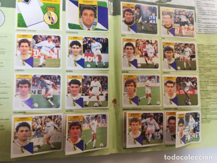 Coleccionismo deportivo: ESTE 91/92 1991/1992, 378 CROMOS casi completo - Foto 7 - 135628234