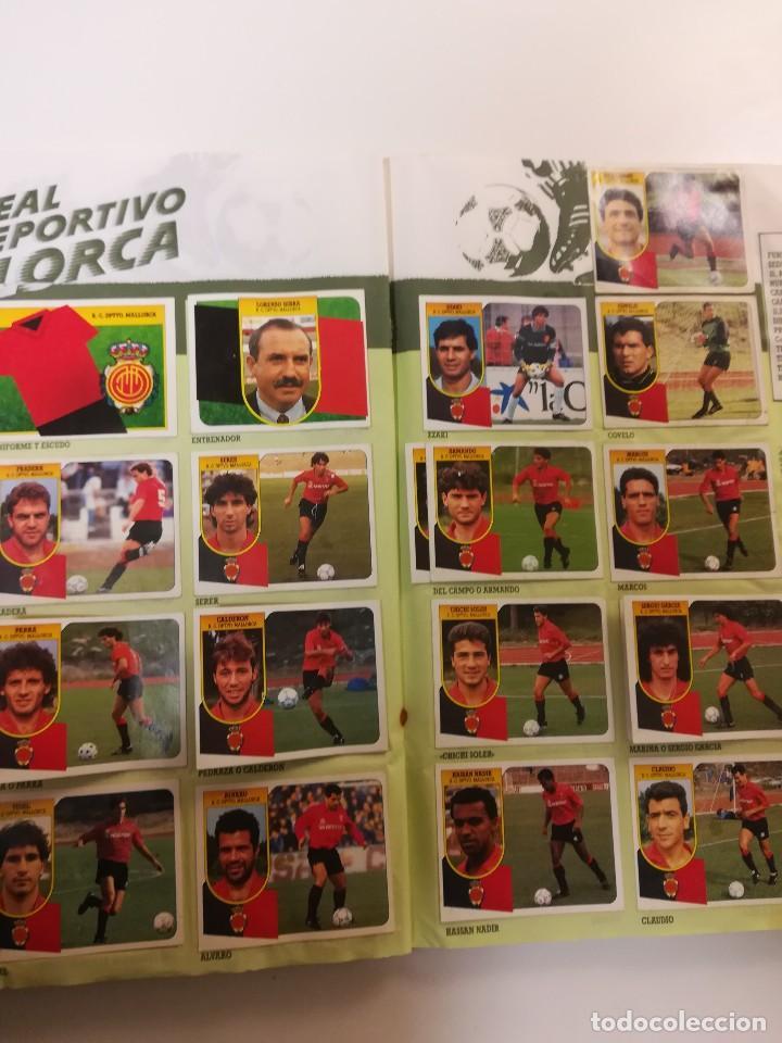 Coleccionismo deportivo: ESTE 91/92 1991/1992, 378 CROMOS casi completo - Foto 8 - 135628234