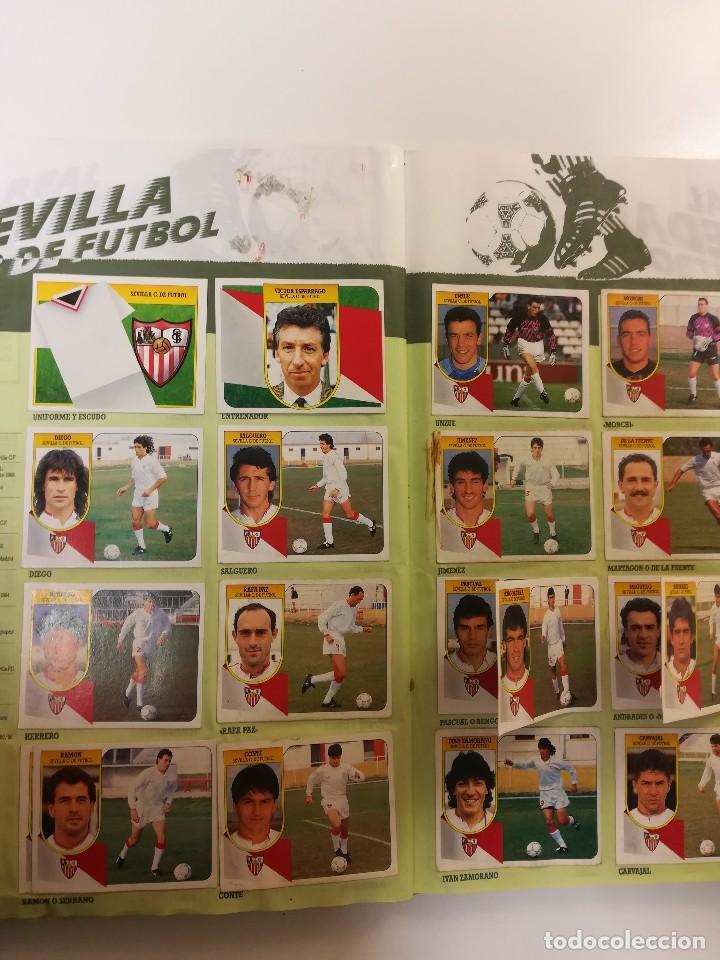 Coleccionismo deportivo: ESTE 91/92 1991/1992, 378 CROMOS casi completo - Foto 9 - 135628234