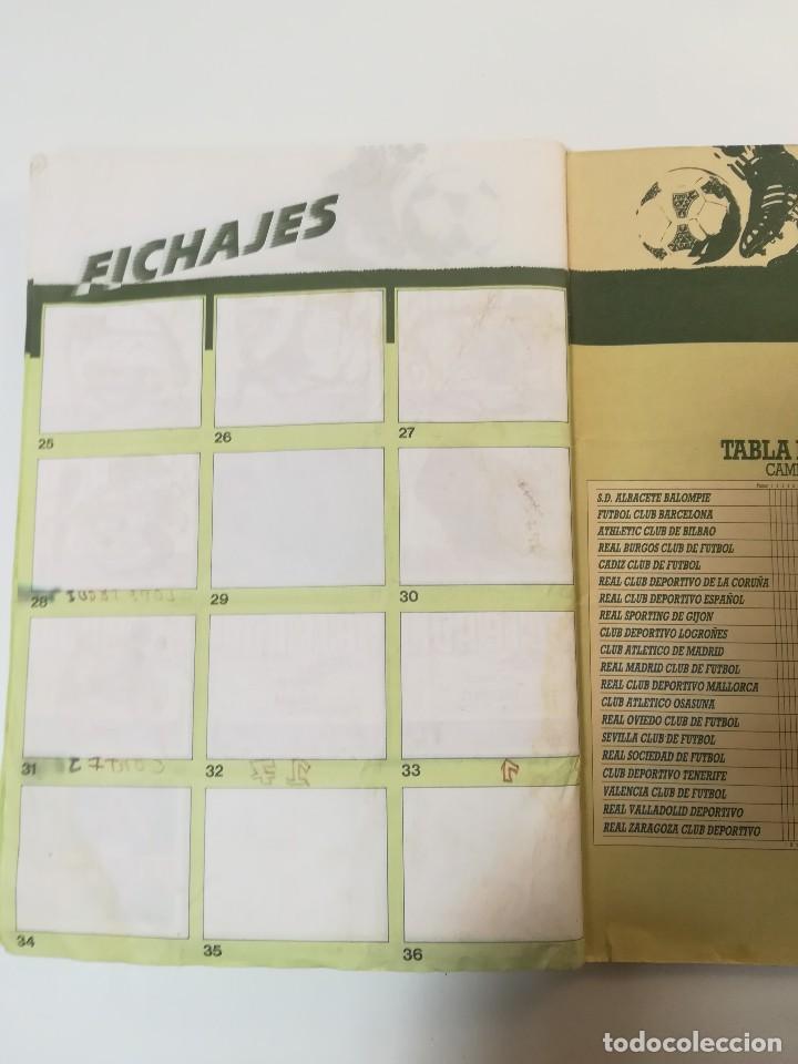 Coleccionismo deportivo: ESTE 91/92 1991/1992, 378 CROMOS casi completo - Foto 10 - 135628234