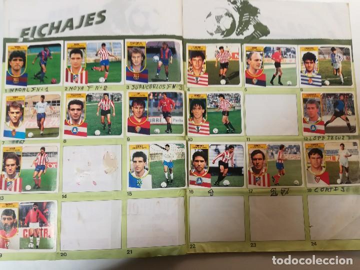 Coleccionismo deportivo: ESTE 91/92 1991/1992, 378 CROMOS casi completo - Foto 12 - 135628234
