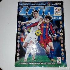Coleccionismo deportivo: LIGA 2011-12 (256 CROMOS). Lote 136027422