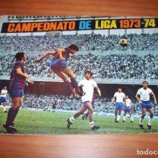 Coleccionismo deportivo: CAMPEONATO DE LIGA 1973-74 - DISGRA. FHER. Lote 136059226