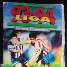 Coleccionismo deportivo: ALBUM DE FUTBOL 1993-94. ESTE - DEFECTUOSO, AUNQUE CON MUCHOS CROMOS. Lote 136320822