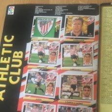 Coleccionismo deportivo: ÁLBUM 97 98 ESTE 1997 1998 ANDRE LUIZ BRUNO CAIRES. Lote 136835050