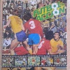 Coleccionismo deportivo: ESPAÑA 82 ALBUN FUTBOL EN ACCION DANONE FATAN 3 CROMOS . Lote 136935118