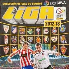 Coleccionismo deportivo: ALBUM DE CROMOS DE FUTBOL DE LA LIGA - 2012 - 2013 - INCOMPLETO -. Lote 137100638