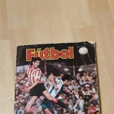 Coleccionismo deportivo: ÁLBUM LIGA ESTE 77/78 CON MUCHOS CROMOS 12 FICHAJES. Lote 137166076