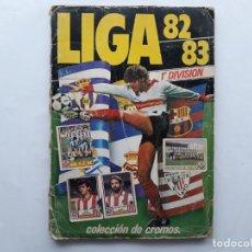 Coleccionismo deportivo: ALBUM LIGA FUTBOL 82 83 , 1982 1983 , ESTE , CONTIENE 333 CROMOS. Lote 137914902