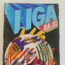 Coleccionismo deportivo: ALBUM LIGA 84 85 EDITORIAL ESTE. Lote 137928074
