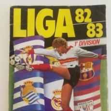 Coleccionismo deportivo: ALBUM LIGA 82 83 EDITORIAL ESTE. Lote 137929582