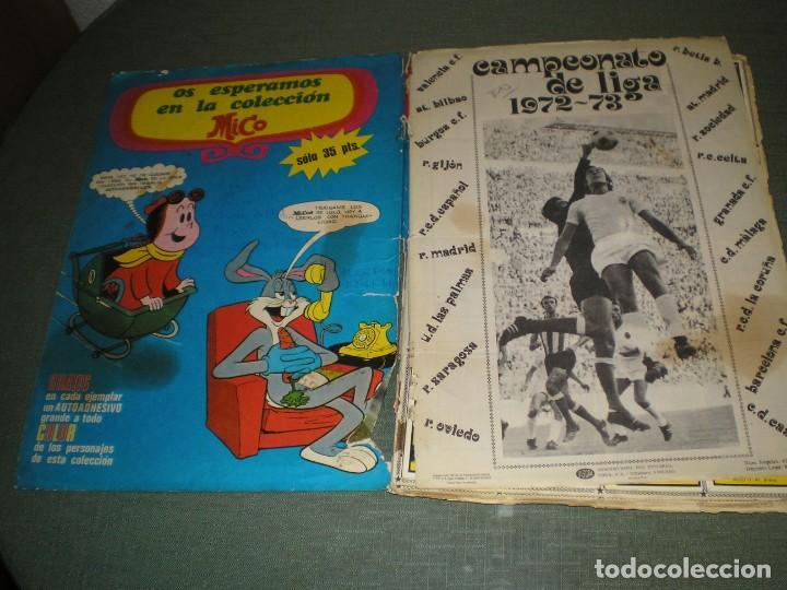 Sammelleidenschaft Sport: CAMPEONATO DE LIGA 1972-73 - Foto 2 - 137951966
