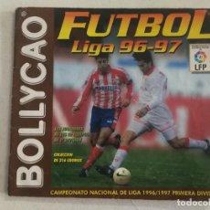 Coleccionismo deportivo: ALBUM FÚTBOL 96 97 BOLLYCAO MUY INCOMPLETO . Lote 137994958