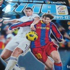 Coleccionismo deportivo: ALBUM CROMOS FUTBOL LIGA 2011 2012 ESTE FALTAN 26 CROMOS . Lote 138103402