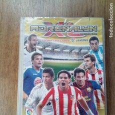 Coleccionismo deportivo: ALBUM FUTBOL ADRENALYN XL CON 374 CROMOS FICHAS LIGA 2011 2012 11 12. Lote 138243958