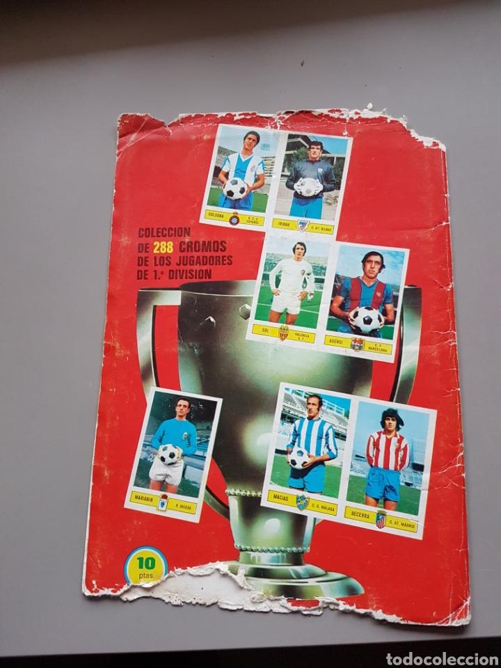 Coleccionismo deportivo: Tapas album liga este 73 74 1973 1974 - Foto 3 - 138108926