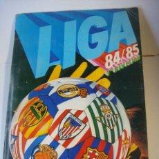 Coleccionismo deportivo: ALBUN DE CROMOS DE CAMPEONATO LIGA 80-81 DE ESTA INCOMPLETO (#). Lote 138610818