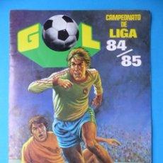 Coleccionismo deportivo: ALBUM CROMOS - LIGA 1984-1985 84-85 - ED. MAGA - TIENE 16 CROMOS - VER DESCRIPCION Y FOTOS. Lote 138761046