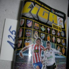 Coleccionismo deportivo: ANTIGUO ALBUM DE FUTBOL LIGA 12-13. Lote 138906482