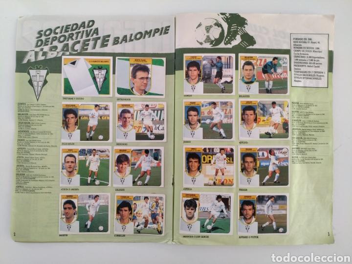 Coleccionismo deportivo: Album liga Este 91/92 - Foto 3 - 139010030
