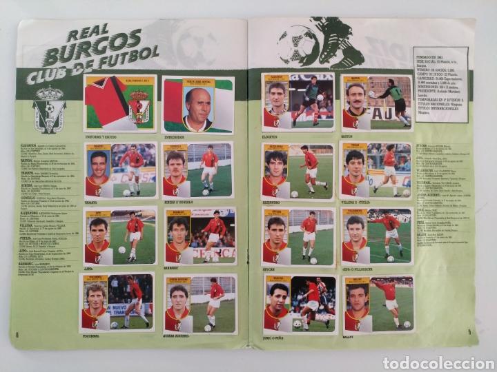 Coleccionismo deportivo: Album liga Este 91/92 - Foto 6 - 139010030
