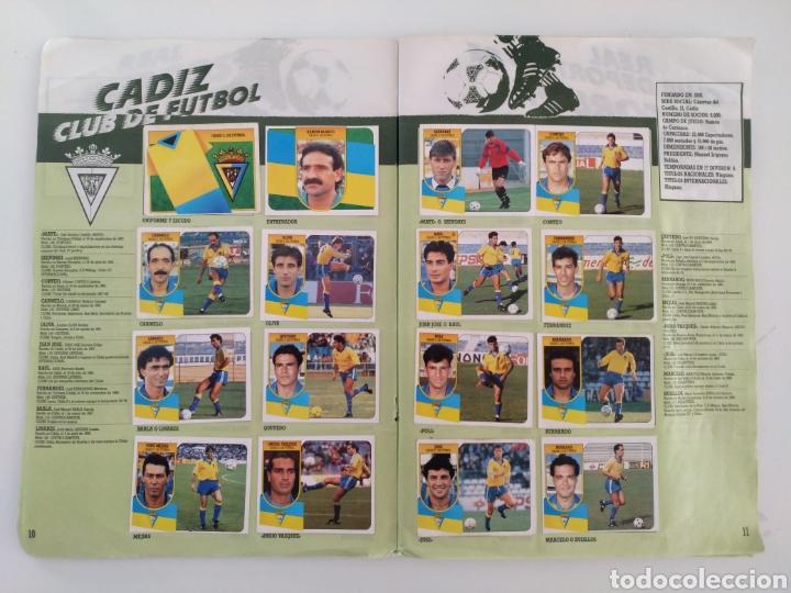 Coleccionismo deportivo: Album liga Este 91/92 - Foto 7 - 139010030