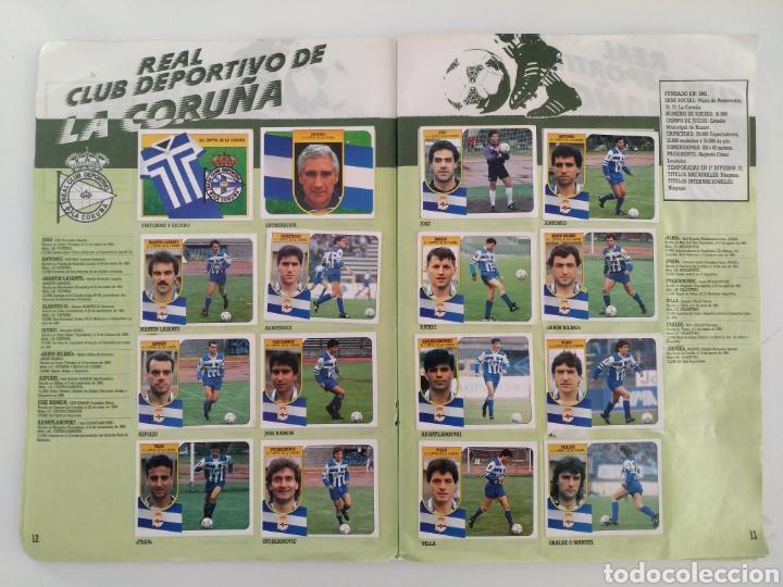 Coleccionismo deportivo: Album liga Este 91/92 - Foto 8 - 139010030