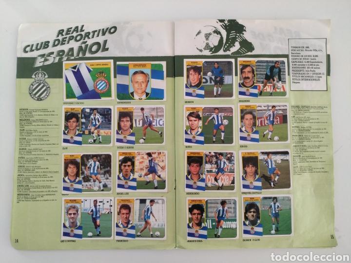 Coleccionismo deportivo: Album liga Este 91/92 - Foto 9 - 139010030