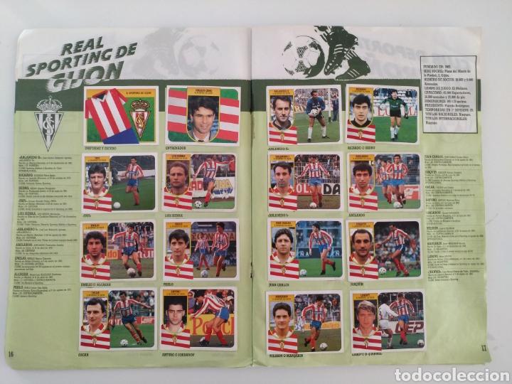Coleccionismo deportivo: Album liga Este 91/92 - Foto 10 - 139010030