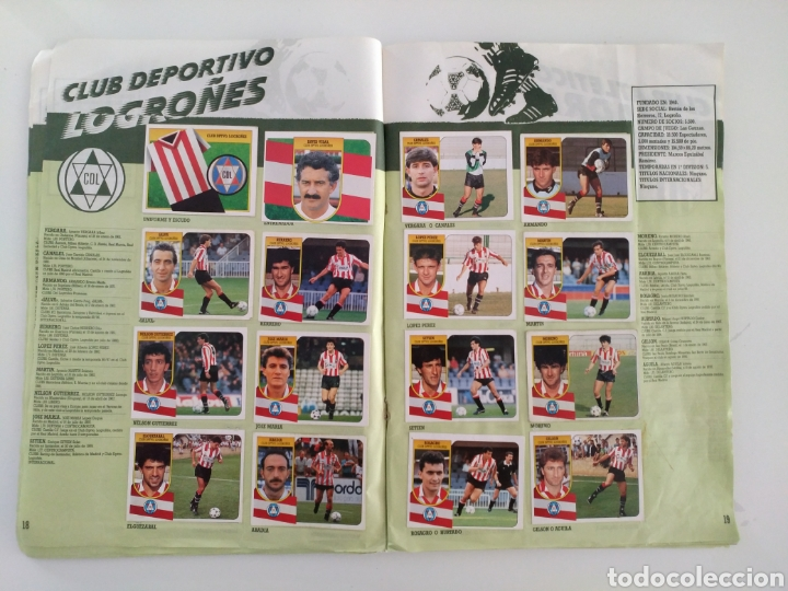 Coleccionismo deportivo: Album liga Este 91/92 - Foto 11 - 139010030