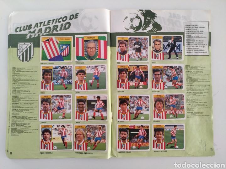 Coleccionismo deportivo: Album liga Este 91/92 - Foto 12 - 139010030