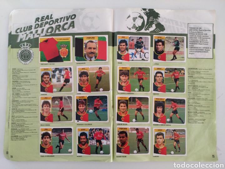 Coleccionismo deportivo: Album liga Este 91/92 - Foto 14 - 139010030