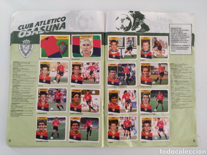 Coleccionismo deportivo: Album liga Este 91/92 - Foto 15 - 139010030