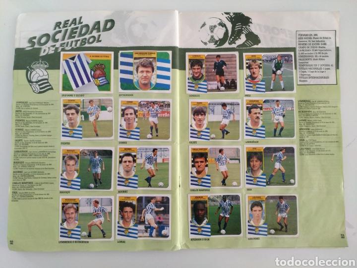 Coleccionismo deportivo: Album liga Este 91/92 - Foto 17 - 139010030