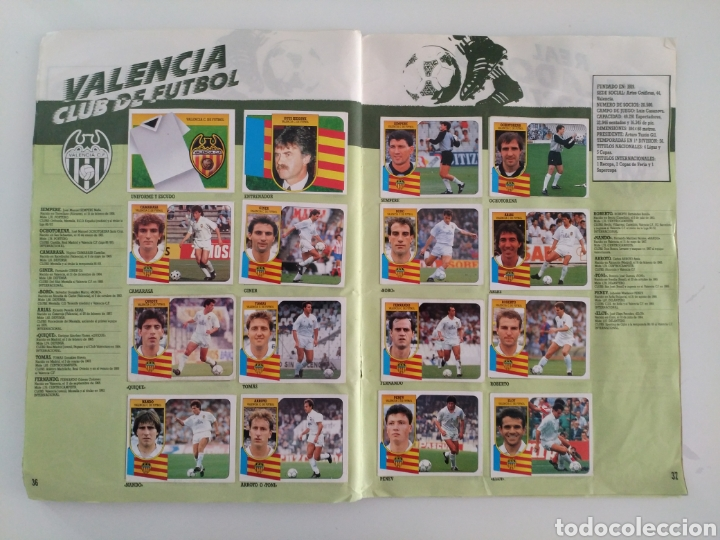 Coleccionismo deportivo: Album liga Este 91/92 - Foto 19 - 139010030